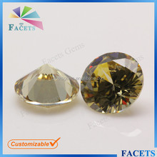 FACETS GEMS Factory Price Round 6# Color Change Israel Wholesale Diamonds