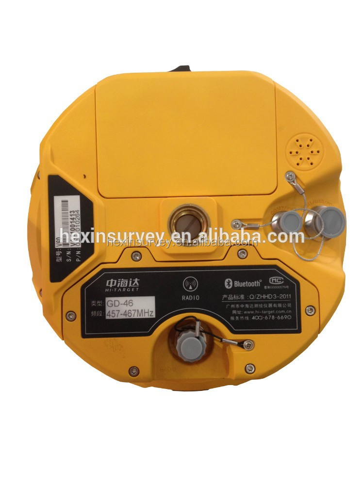 Hot sell Hi-target v60 GNSS TRK GPS group surveying instrument with Integrated UHF+GSM/GPRS+Bluetooth