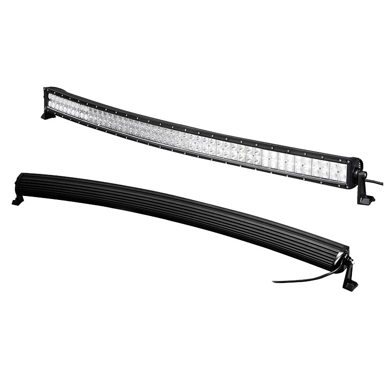 Promotional Wholesale Curved 50inch 288W 12/24V offroad car accessories 4x4 auto lighting LED Bar