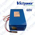 60V 2.2ah lithium ion battery pack for Sccoter car