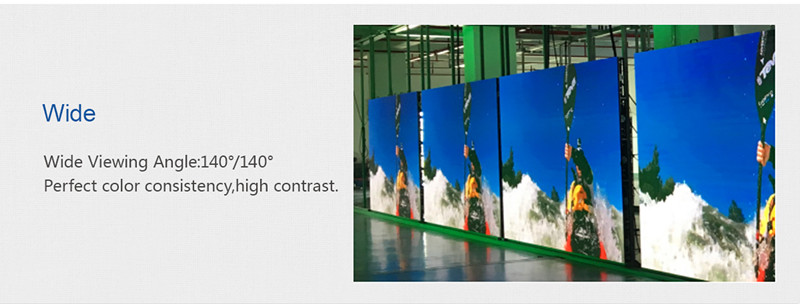 PH6 indoor stage led display panel