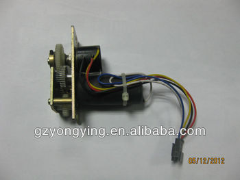 ink motor for akiyama printing machine