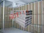 light gage steel joist for wall partition