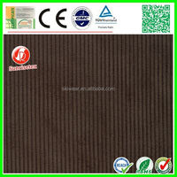 popular medium/ heavy weight cotton corduroy fabric for sofa