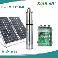 ( free shipping ) Popular solar powered pumps water pumps system ( 140W - 1.3 m3/hr - 50 m )