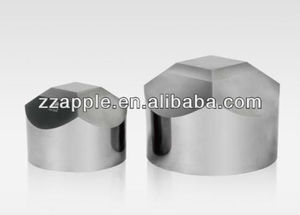 6-facet cemented carbide anvils