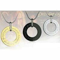 Fashion The Lord of the Kineve rings as pendant