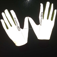hot selling high quality EN471 high reflective hand gloves