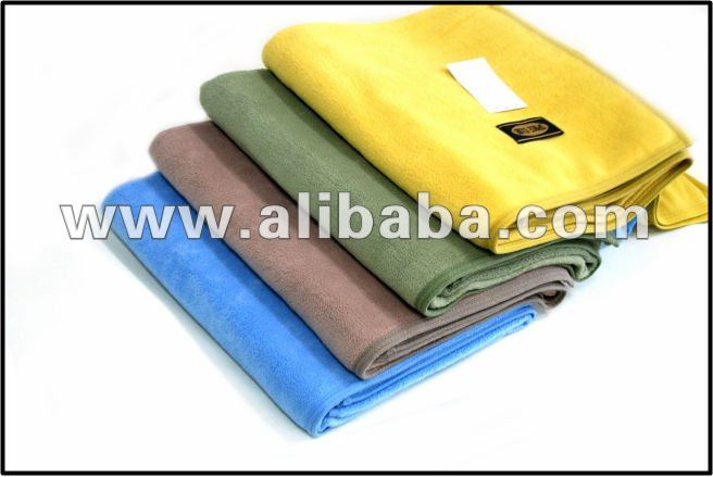 Baby/Knee Blankets 100% Polyester - Original Made-in Korea