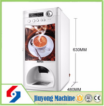 Stainless Steel coffee dispenser machine orange juice vending machine sapoe express coffee machine