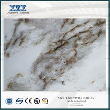 interior cultured marble sheets for shower chinese supplier