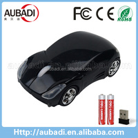 car mouse/ mouse/wireless mouse no battery 3D optical wireless mouse