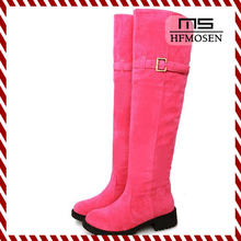 S2392 fashion shoes 2013 new knee boots women's high tube boots keep warm winter boots