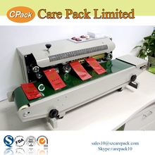 High quality 110V and 220V semi-automatic bags heat sealing machine