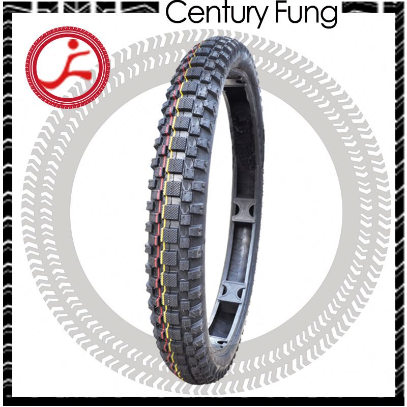 China 4.10-18 2.50-17 Off Road Motorcycle Tyre Mrf