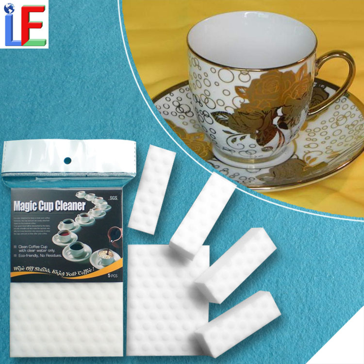 New innovative products 2016 Higher density foam sponge sheets for cup cleaning