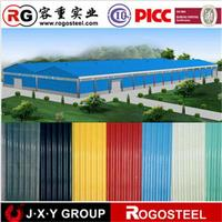 2016 heat resistant roofing sheets corrugated sheet metal insulation