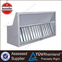China Supplier Cheap Price Kitchen Industrial Cooking Range Hood