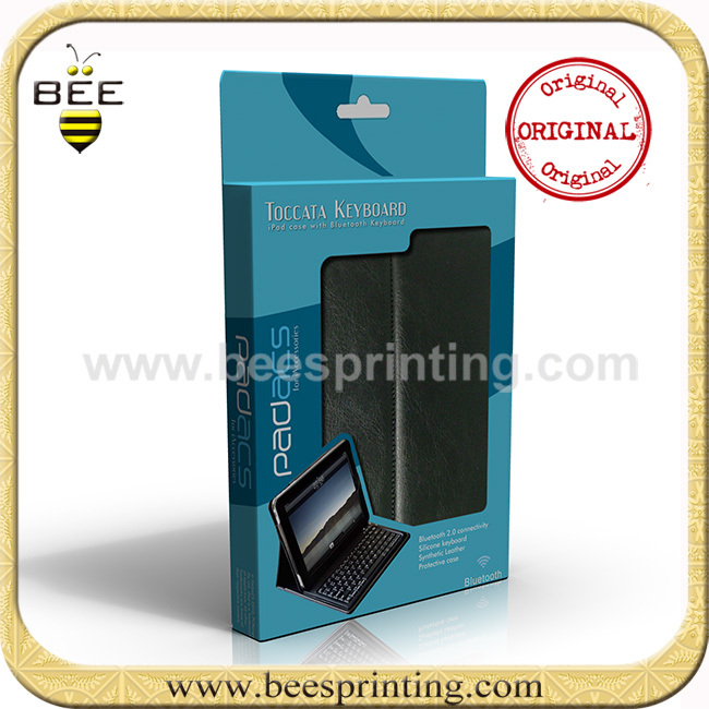 bee design leather case case for ipad mini packaging box