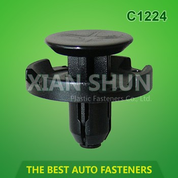 Push Type Auto Retainers for Auto Car brand C1224