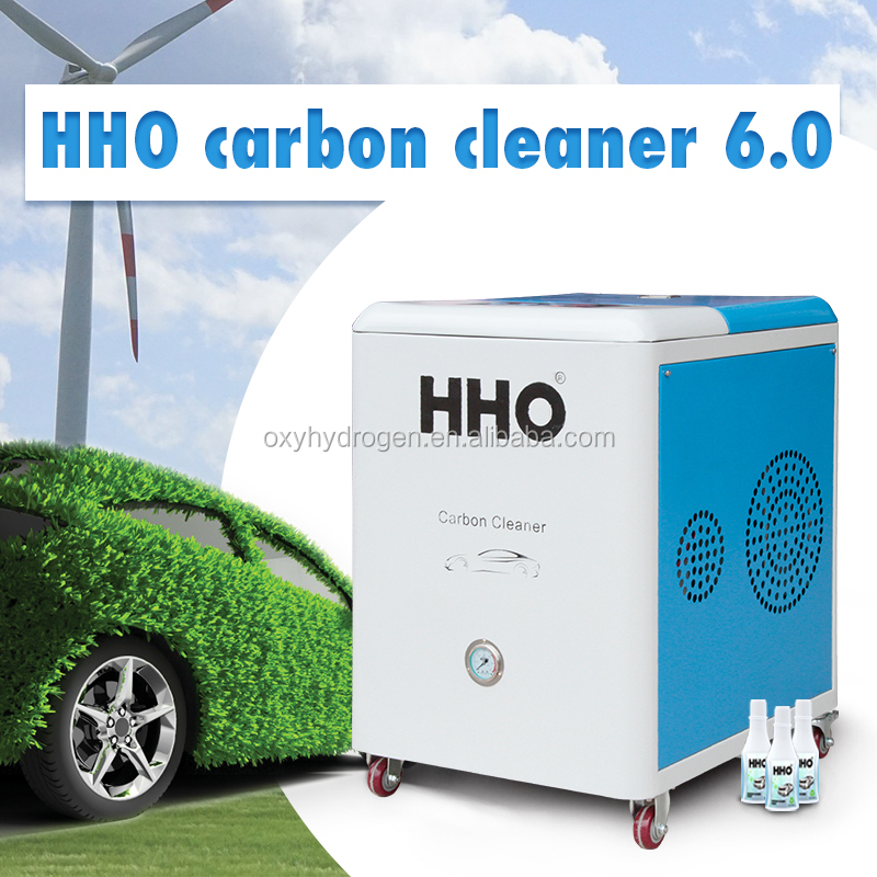 2016 HHO Engine carbon cleaner mobile car wash equipment