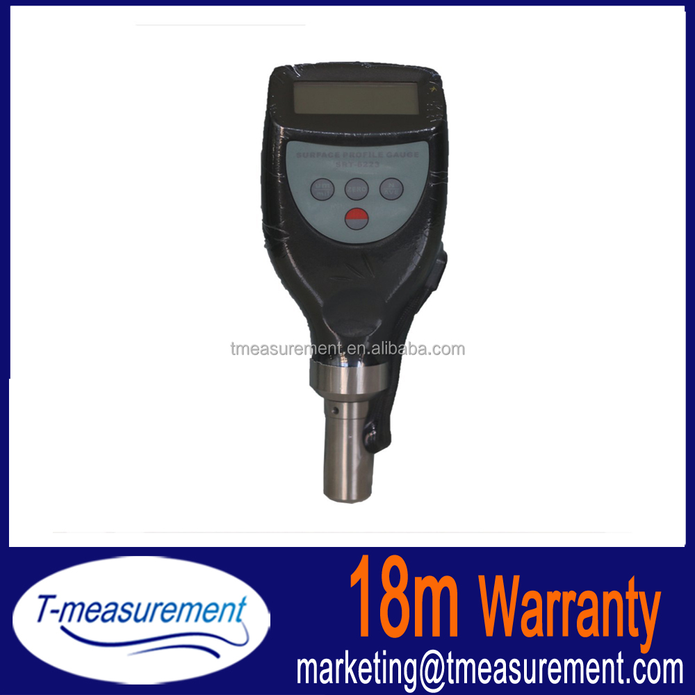 SRT model of 6223 digital surface profile gauge / elcometer surface profile gauge