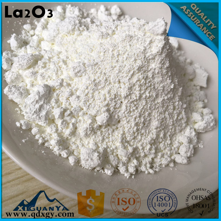 High purity rare earth oxide powder 99.99% La2O3 Lanthanum Oxide