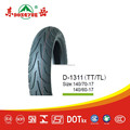 Motorcycle parts tire 140/70-17 D-1311 sport motorcycle tyres