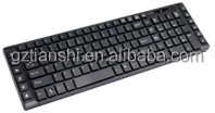 Best selling wired computer keyboard/wholesale price/USB standard keyboard