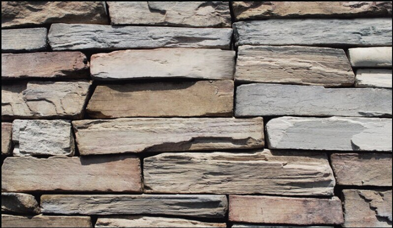 Wholesale stacked stone exterior wall faux stone panels prices
