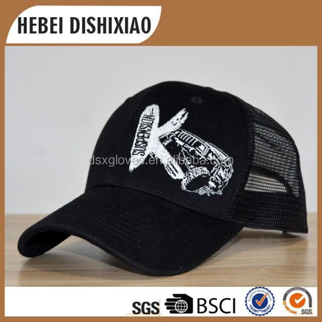 wholesale Custom Trucker Hats Blank Brimless 6-panel Baseballcaps And Peaked Cap For Sale