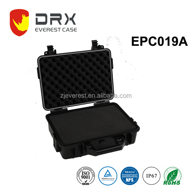 Everest' s EPC019A plastic hard eva case watertight military case plastic carrying hard case