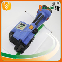 battery strapping tool for 12-16mm PET/PP banding strap