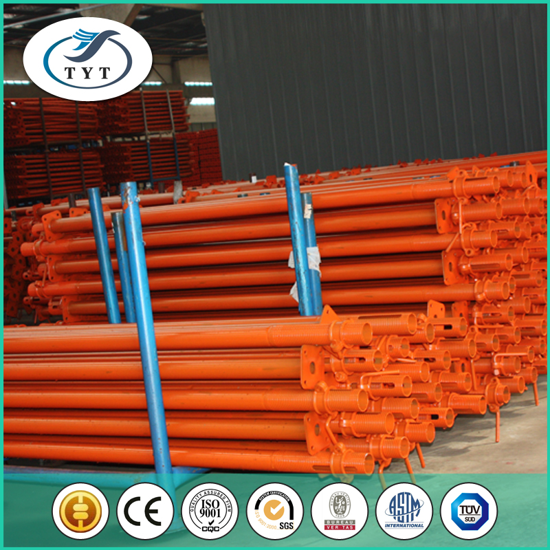 Types Of Tubular Metal Steel H Frame Scaffolding