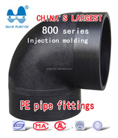 90 Degree Elbow poly pipe fittings