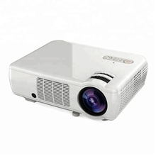 2600lumen portable home projector mobile phone pico mini led projector