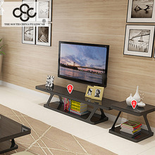 Wooden Cabinets Country Style Living Room TV bench Furniture Lcd Wall Units Corner Cabinet Tv Stand