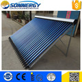 Solar Heating vacuum tube solar collector for project with best price