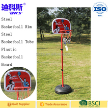 Portable Water Filled Basketball Stand Equipments