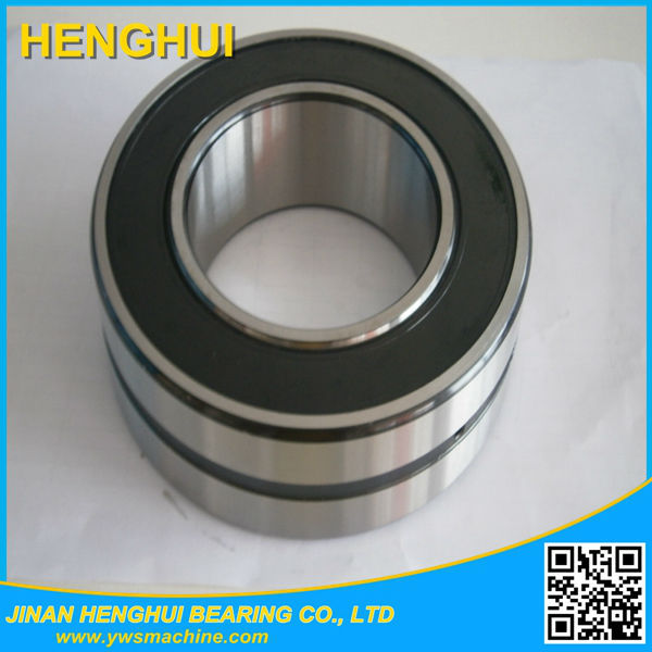 china wholesale rubber sealed spherical roller bearing BS2-2226-2CS