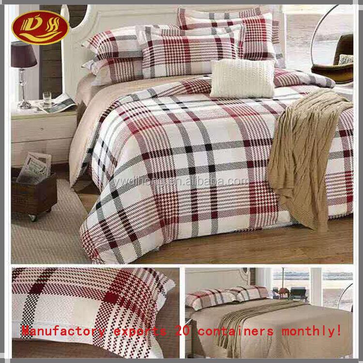 list of cotton bedding sets 3d