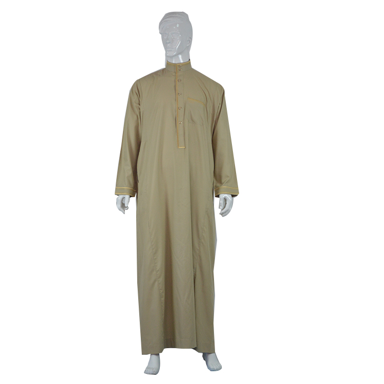 Hot Selling Men Saudi Style Thobe