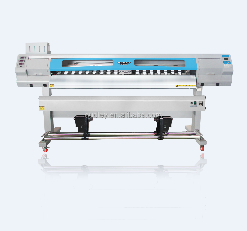 dual dx5 head large format inkjet printer for sale S7000