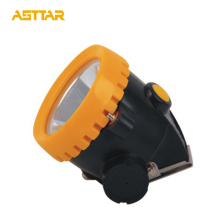 led rechargeable mining head light KL1.2Ex