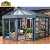 Free Standing Aluminium Glass House Lowes  Garden House Sunrooms Sun Rooms