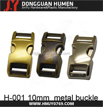 small zinc plated metal buckles,contoured side release buckle,metal buckle wholesale