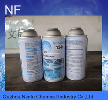 gas refrigerant r134a for car air conditioner from China