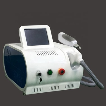 Desktop laser eyebrow washing machine portable mini q switched nd yag laser for tattoo removal pigmentation