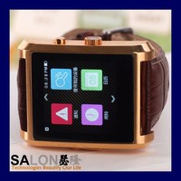 "2015 news arrived1.54"" TFT Capacitive touch screen smart watch with Mtk2502 Syncing with ios and Android Phone"