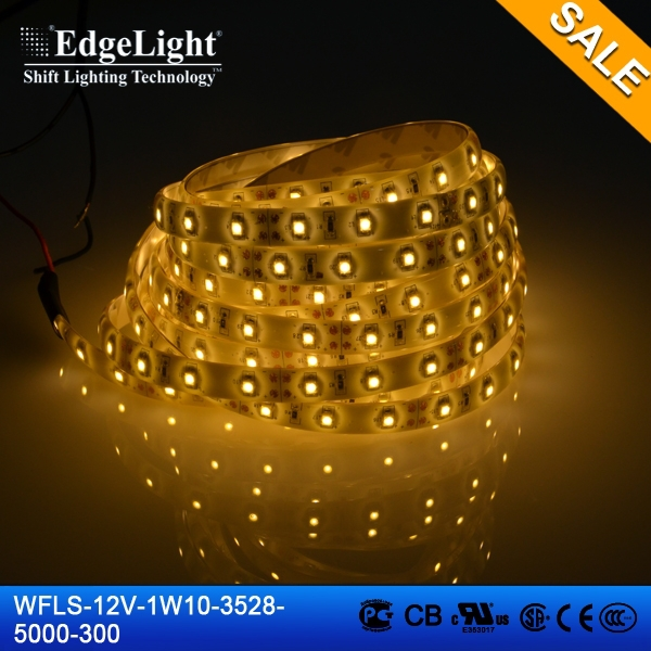 Edgelight Waterproof SMD freestyle lite black light led strip new products on the russian market